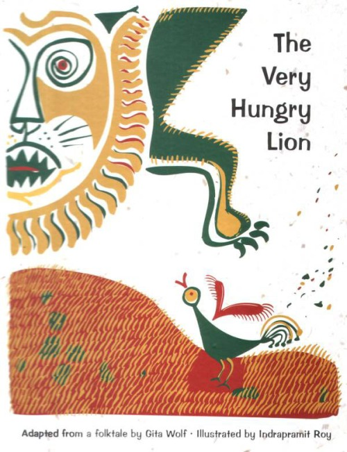 The Very Hungry Lion